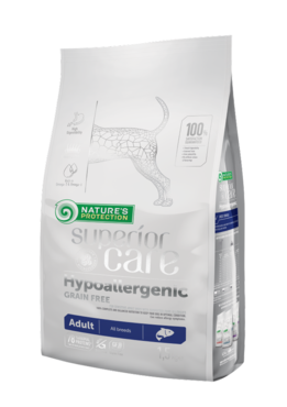 Nature´s Protection SuperiorCare Hypoallergenic Lohi Adult 1,5kg
