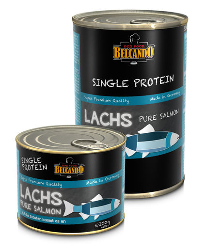 Belcando Single Protein LOHI