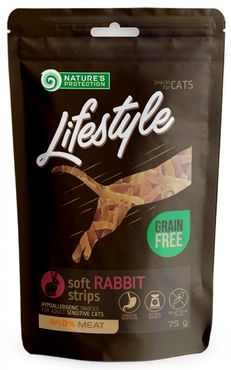 Nature´s Protection Lifestyle CAT Kani 75g
