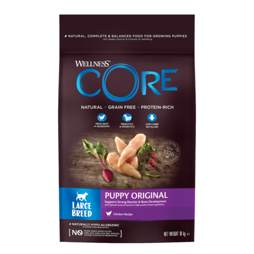 Wellness Core Puppy Original Large Breed 10kg